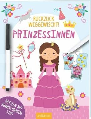 Ruckzuck weggewischt! Prinzessinnen