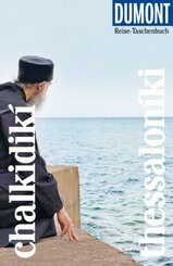DuMont Reise-Taschenbuch Chalkidikí & Thessaloníki