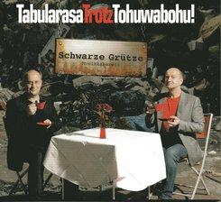 TabularasaTrotzTohuwabohu!, 1 Audio-CD