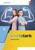 wortstark - Allgemeine Ausgabe 2019: 5. Schuljahr, Arbeitsheft