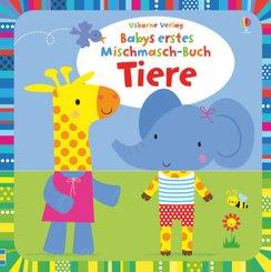 Babys erstes Mischmasch-Buch: Tiere