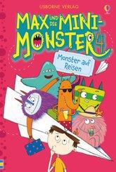 Max und die Mini-Monster: Monster auf Reisen (Bd. 4)