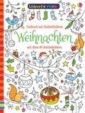 Usborne Minis - Malbuch: Weihnachten