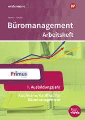 Büromanagement: 1. Ausbildungsjahr: Arbeitsheft