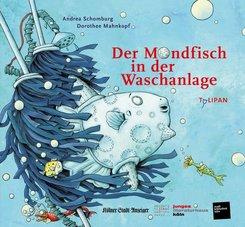 Der Mondfisch in der Waschanlage