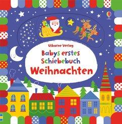 Babys erstes Schiebebuch: Weihnachten