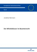 Der Whistleblower im Beamtenrecht