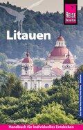 Reise Know-How Reiseführer Litauen