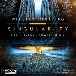Singularity - Die Turing Abweichung, 1 MP3-CD