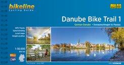 Bikeline Cycling Guide Danube Bike Trail - Pt.1