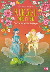 Kiesel, die Elfe - Libellenreiten für Anfänger