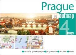 Prague Double PopOut Maps