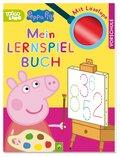 Peppa Pig: Mein Lernspielbuch