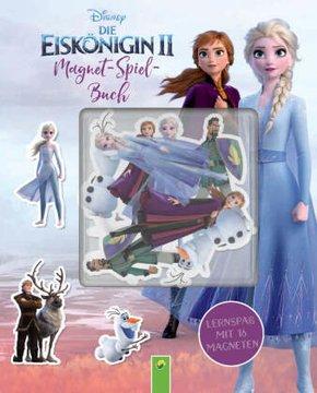 Disney Die Eiskönigin II - Magnet-Spiel-Buch