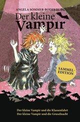 Der kleine Vampir, Der kleine Vampir und die Klassenfahrt / Der kleine Vampir und die Gruselnacht