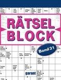 Rätselblock - Bd.31