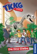 TKKG Junior, Die Dino-Diebe