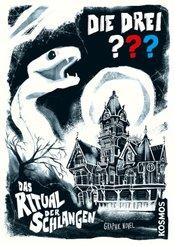 Die drei ??? Das Ritual der Schlangen - Graphic Novel