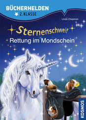 Sternenschweif, Rettung im Mondschein - Bücherhelden, 2. Klasse