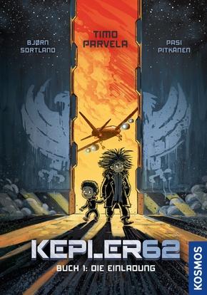 Kepler62 - Die Einladung