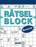 Rätselblock - Bd.32