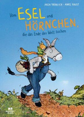 Vom Esel und Hörnchen, die das Ende der Welt suchen