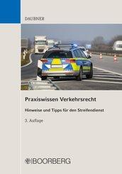 Praxiswissen Verkehrsrecht