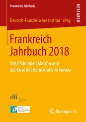 Frankreich Jahrbuch: Frankreich Jahrbuch 2018
