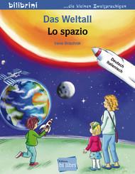 Das Weltall, Deutsch-Italienisch