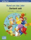 Rund um das Jahr, Deutsch-Kurmanci - Derbare sale