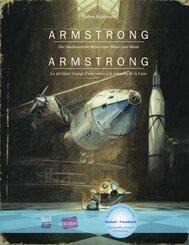 Armstrong , Deutsch-Französisch