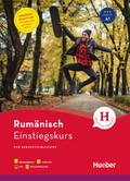 Rumänisch Einstiegskurs für Kurzentschlossene, Übungsbuch + MP3-CD + MP3-Download + Augmented Reality