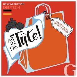 Ab in die Tüte! Shoppen und Deutsch lernen