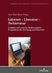 Internet - Literatur - Twitteratur