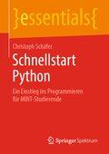 Schnellstart Python