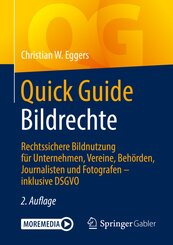 Quick Guide Bildrechte, m. 1 Buch, m. 1 E-Book