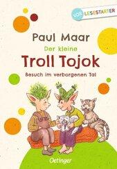 Der kleine Troll Tojok - Besuch im verborgenen Tal