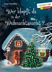 Wer klopft da in der Weihnachtsnacht?