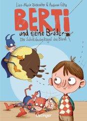 Berti und seine Brüder - Die Schokoladenkugel des Bösen