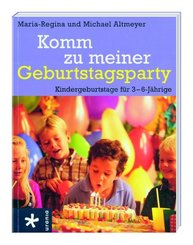 Komm zu meiner Geburtstagsparty