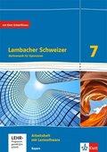 Lambacher-Schweizer, Ausgabe Bayern 2017: 7. Schuljahr, Arbeitsheft mit CD-ROM