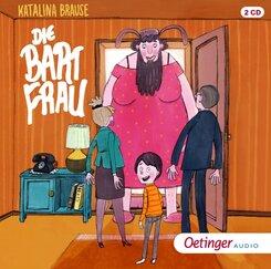 Die Bartfrau, 2 Audio-CDs