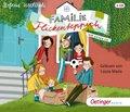 Familie Flickenteppich, 3 Audio-CDs