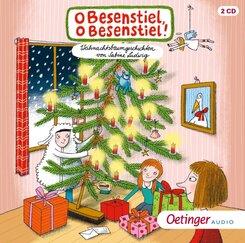 O Besenstiel, o Besenstiel!, 2 Audio-CDs