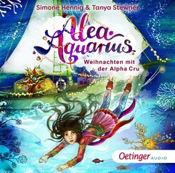 Alea Aquarius - Weihnachten mit der Alpha Cru, 1 Audio-CD