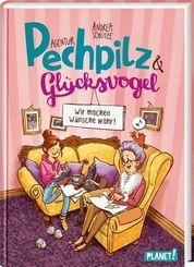 Agentur Pechpilz & Glücksvogel