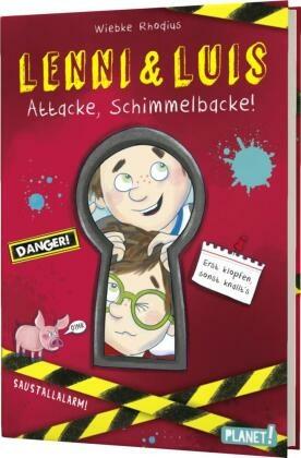 Lenni und Luis - Attacke, Schimmelbacke!