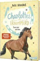 Charlottes Traumpferd - Durch dick und dünn; Band 1 (Kt)