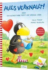 Der kleine Rabe Socke: Alles verknallt! oder Ein kleiner Rabe trifft auf große Liebe | Liebevoll illustriertes Kinderbuc