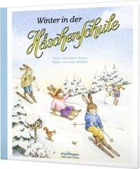 Die Häschenschule - Winter in der Häschenschule